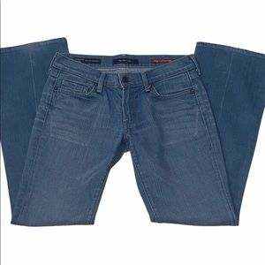 Citizens Of Humanity Kelly #001 Boot Cut Jeans